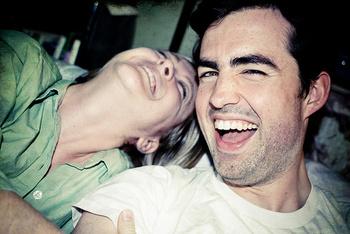 Фото: Улыбки у пары